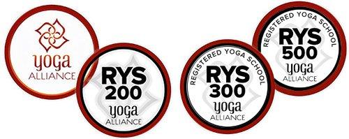 Check for Yoga Alliance Accreditation