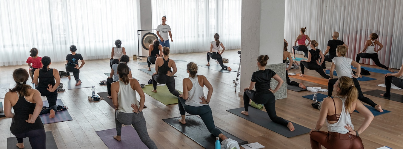 Check the Yoga Experience of Instructors