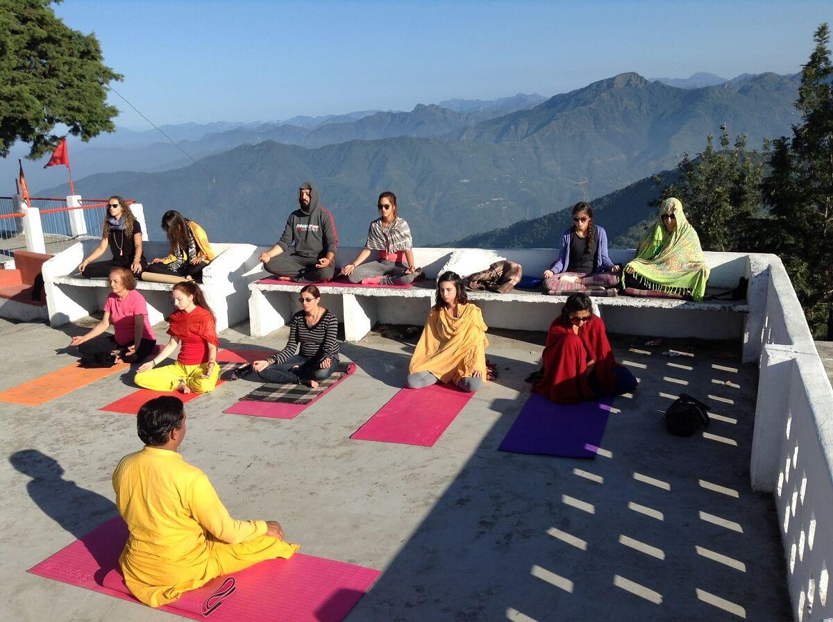 Surrounding Environment for Yoga