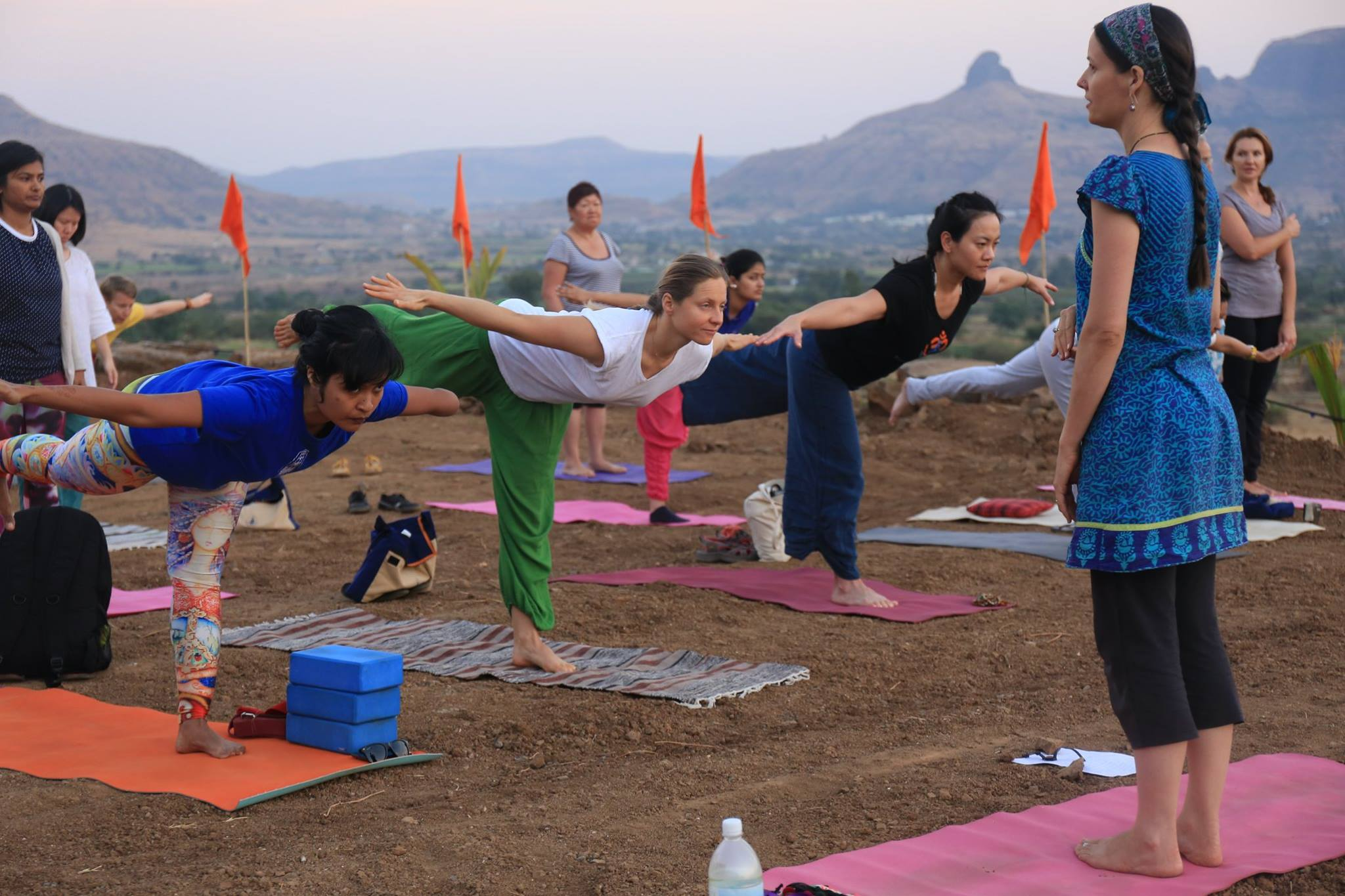 Types of Yoga Courses