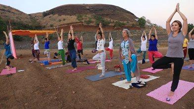 Yoga Teacher Training Center