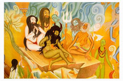 Dig into Yogic Culture