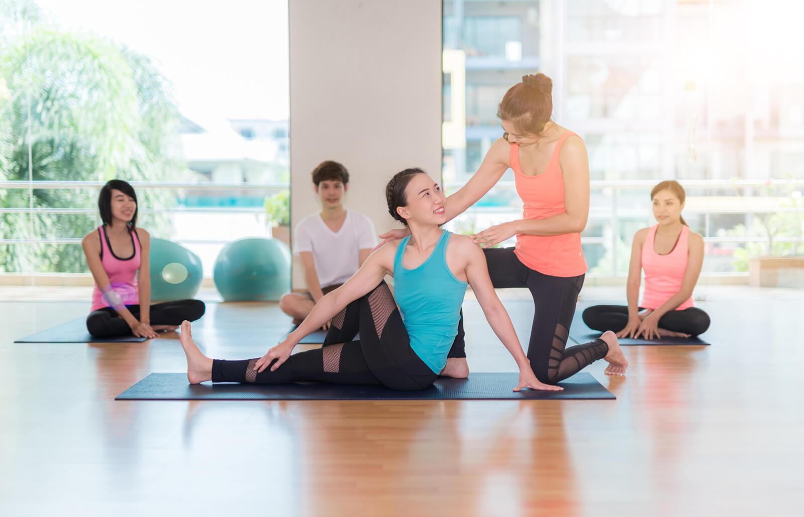 Level up as a Yoga Teacher