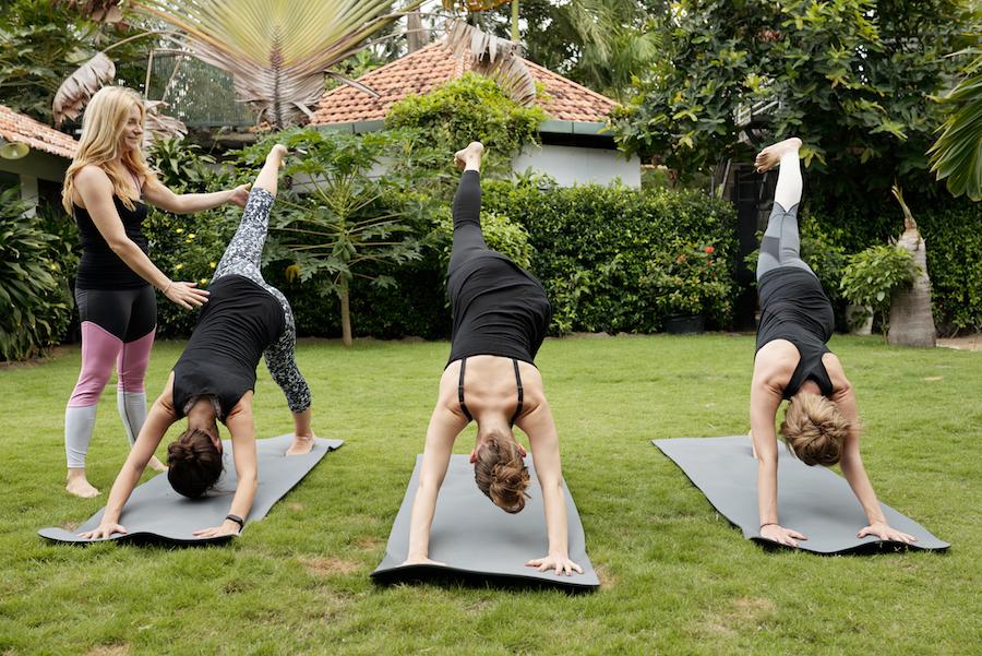 Specialization in yoga