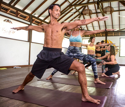 Combat Stress and Gain Confidence with Yoga