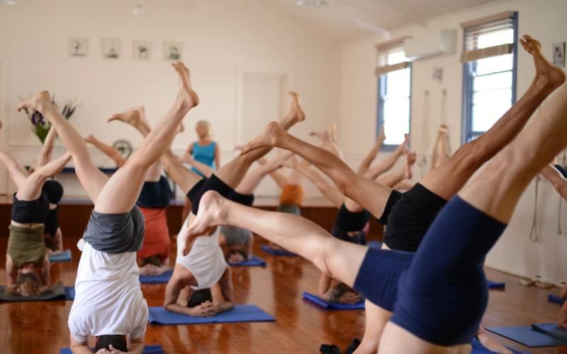 Learning Yoga
