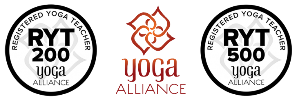 Registering with Yoga Alliance
