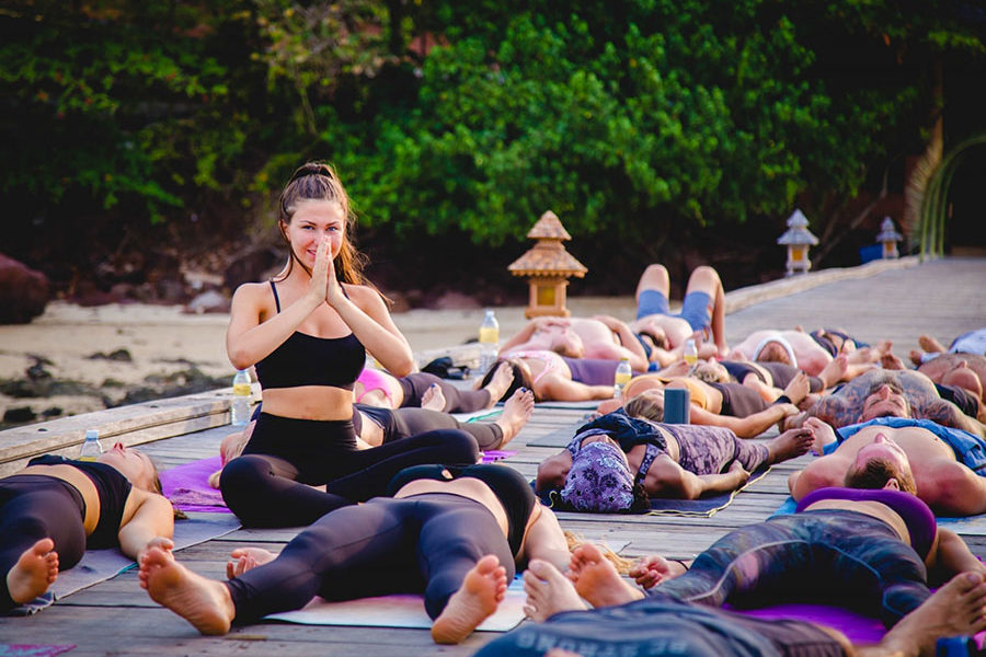 Who is Your Yoga Teacher