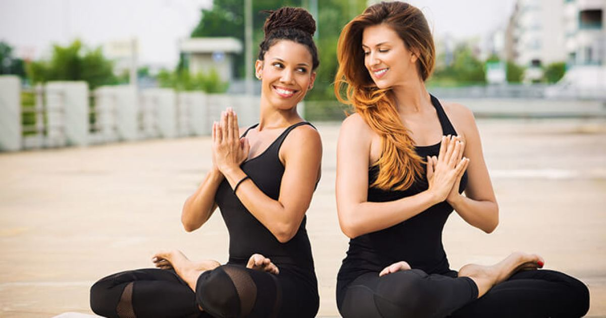 You Meet Like-minded People while joining Yoga