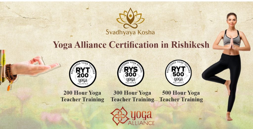 yoga alliance certification