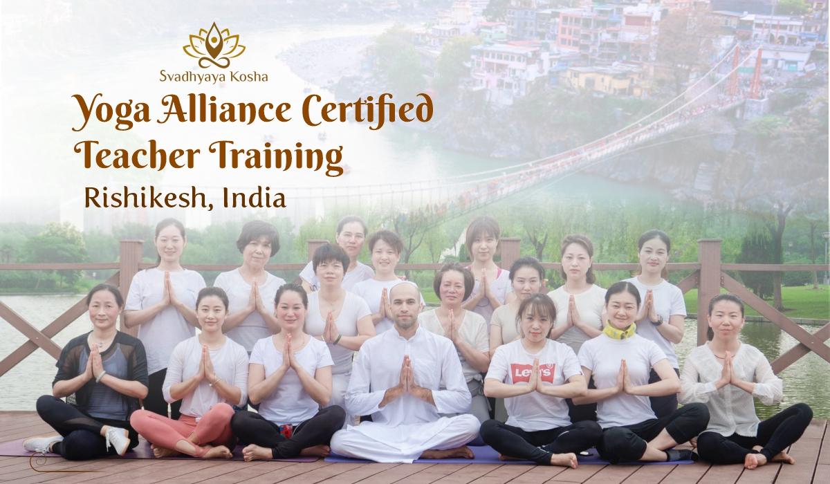 registered yoga school