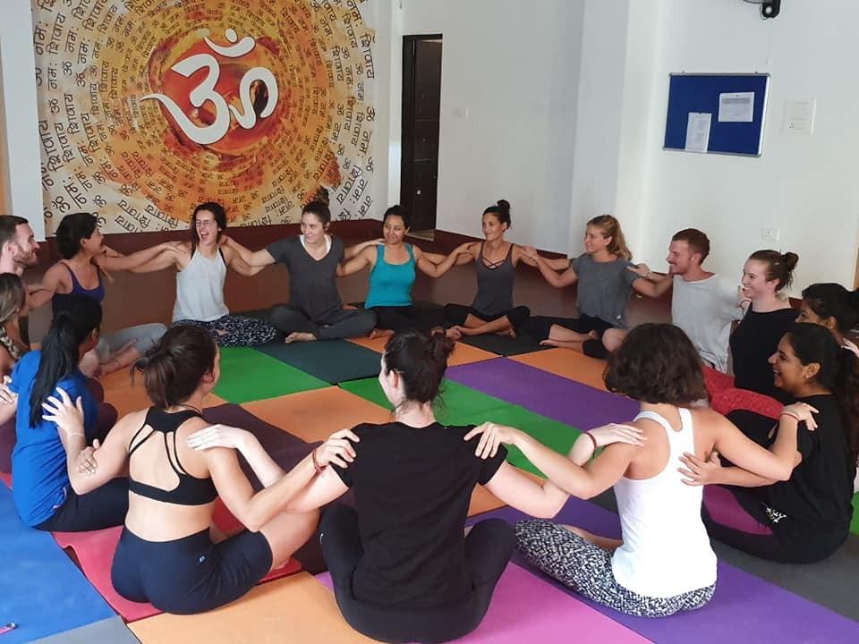 yoga school
