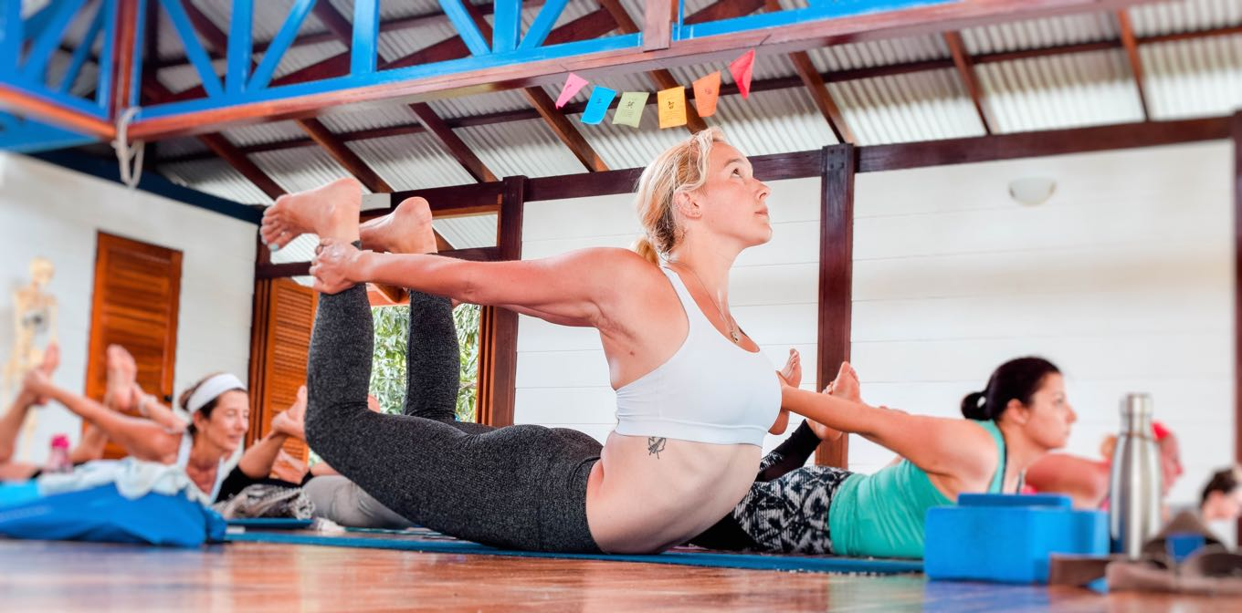 Learn All Yoga Asana and Become Certified Yoga Instructor in 28 Days