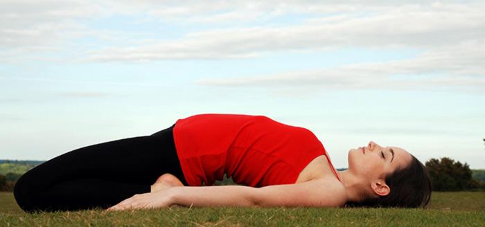 Practice Yoga For Nausea