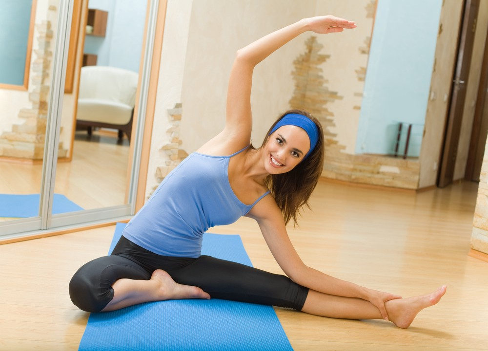 Boosts Confidence by yoga