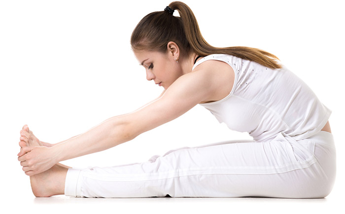 Physically Fit Body by yoga