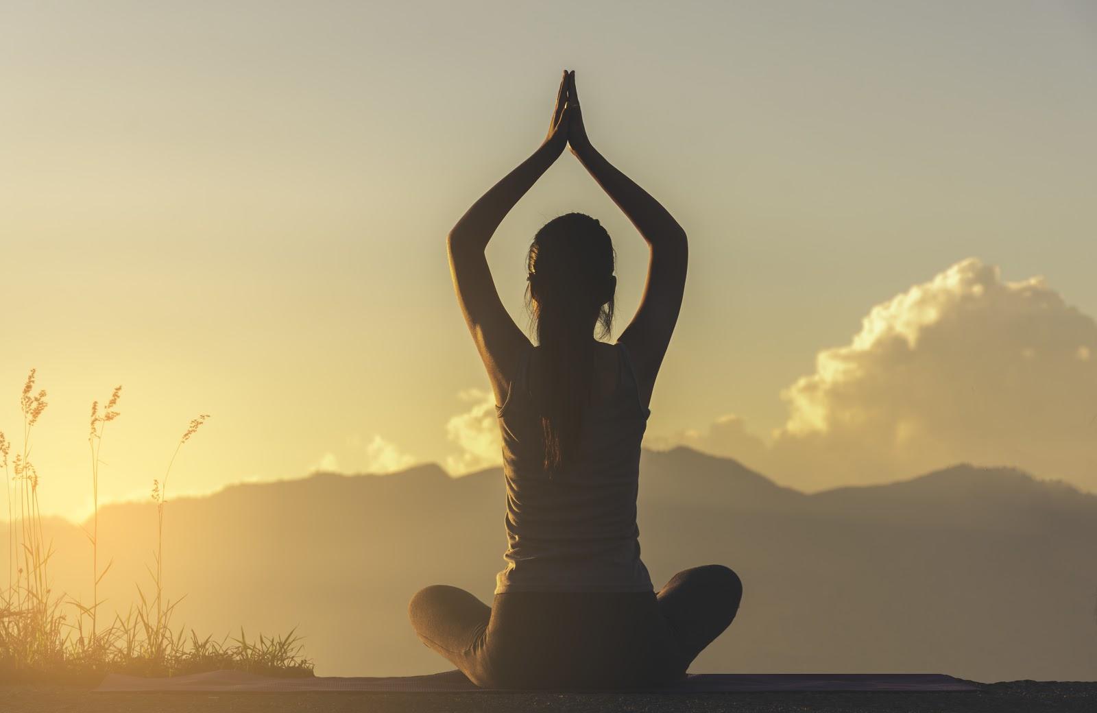yoga to Peer Pressure