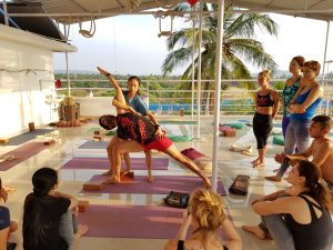 Select a Yoga School