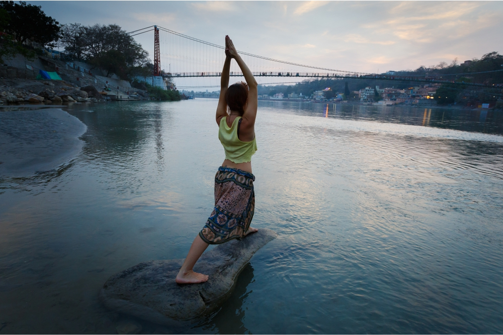 jivamukti yoga Rishikesh